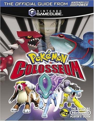 Official Nintendo Pokemon Colosseum Player's Guide