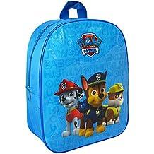 Paw Patrol 9985000hv–azul 25cm guardería mochila