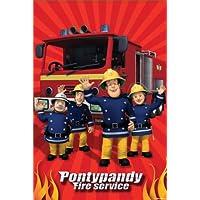 amscan Fireman Sam Lootbags