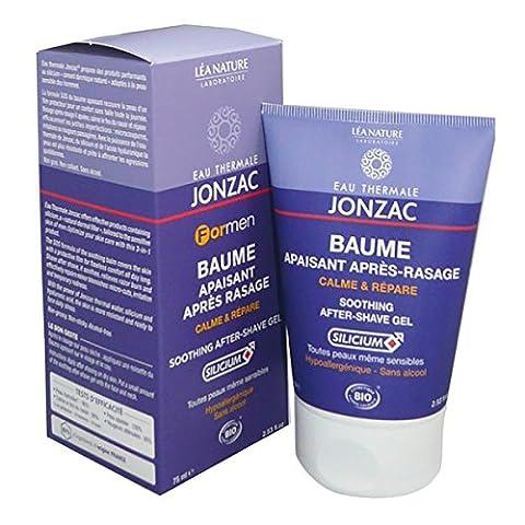 Eau Thermale Jonzac Soins Visage et Corps Baume Après-rasage Formen 75 ml