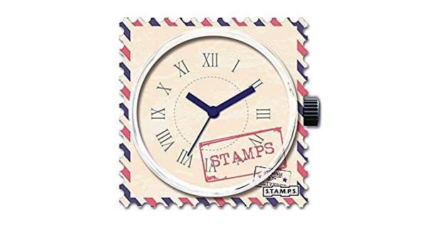 S.T.A.M.P.S. Stamps Watch Dial Scotty 104828: Amazon.co.uk