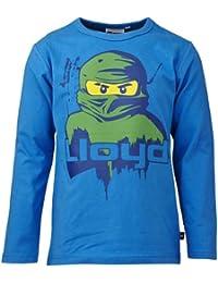 lego wear sweatshirt col ras du cou opaque garon