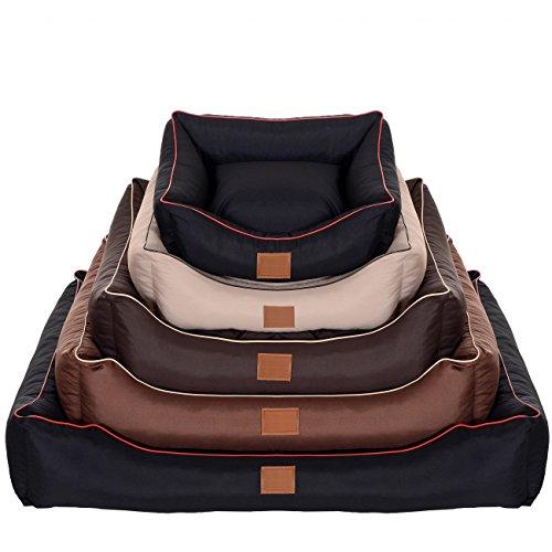 Canapé pour chien Pet Violet lavable avec XXL Coussin pour chaise longue matelas imperméable