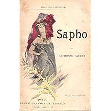 Sapho. Mœurs parisiennes. Illustrations originales de Rossi, Myrbach, etc Flammarion. Collection Guillaume. 1924. (Littérature)