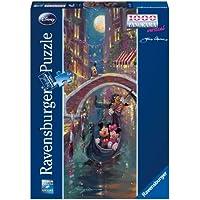 Disney Ravensburger Venetian Romance Puzzle (1000 Pieces)