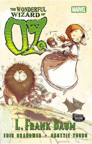 The Wonderful Wizard of Oz (Graphic Novel) by Eric Shanower (2010-09-22)