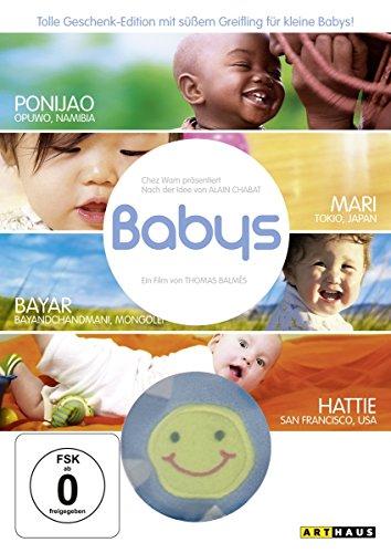 Bild von Babys (OmU, Special Edition mit Greifling)