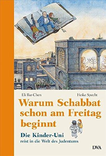 Warum Schabbat schon am Freitag beginnt: Die Kinder-Uni reist in die Welt des Judentums