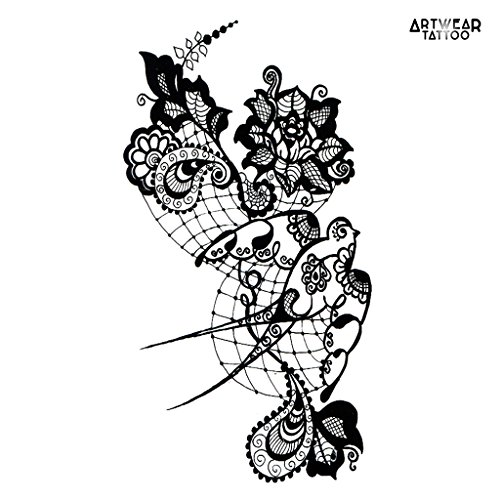 tatuaggio-temporaneo-artwear-tattoo-lace-bird