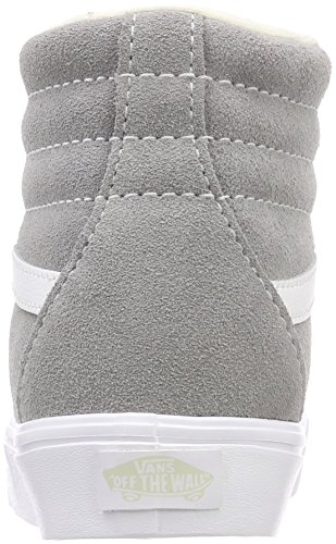 Vans Sk8-Hi Reissue Lite, Sneaker a Collo Alto Unisex – Adulto Grigio ((Two-Tone) Frost Gray/Marshmallow R3l)