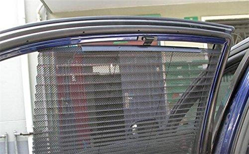 HYSH Car Plissee Vorhänge Automatische Rollos Sonnenschutz Vorhänge Car Shades Car Innenvorhänge