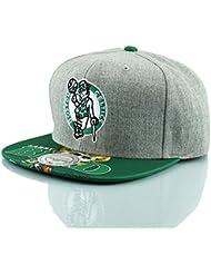 Mitchell & Ness Boston Celtics Larry Bird caricature NBA
