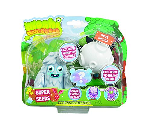 Moshi Monsters super seeds moon orchid Super-Samen - Mond Orchidee - Furi