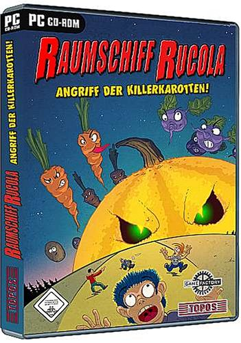 Raumschiff Rucola