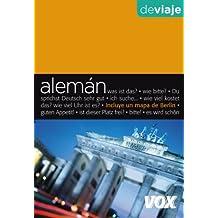 Aleman de viaje / German to Travel by Jordi Indurain Pons (2010-03-30)