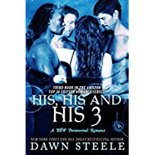 His, His and His 3: A BBW Paranormal Romance (English Edition)