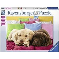 Ravensburger Close Friends Jigsaw Puzzle (1000 Pieces)