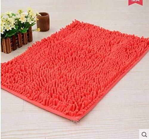OMUSAKA Küche Bodenmatte Weiche Anti-Rutsch-Candy Farbe Teppich Wohnzimmer Schlafzimmer Teppich Günstige Boden Teppich Home Küche Matten