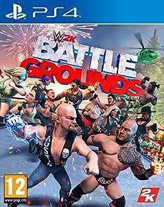 WWE 2K Battlegrounds - [PlayStation 4][AT-PEGI]: Amazon.de