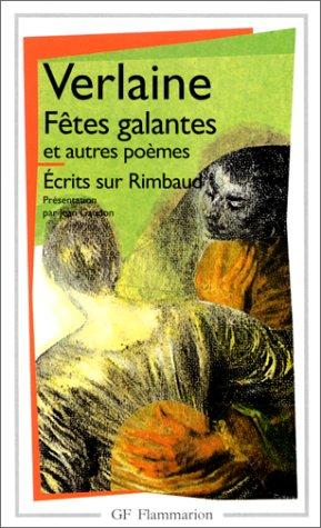 """<a href=""""/node/11096"""">Ecrits sur Rimbaud, Romances sans paroles, La bonne chanson, Fêtes galantes</a>"""