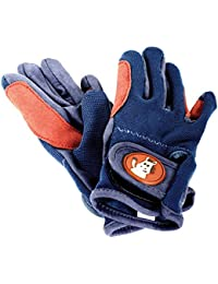 Toggi Children's Kids Medal Gloves Riding Pants-Navy, Small