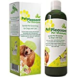 Best Dog Shampoo For Itchy Skins - Natural Pet Shampoo for Dogs Puppies & Cat Review