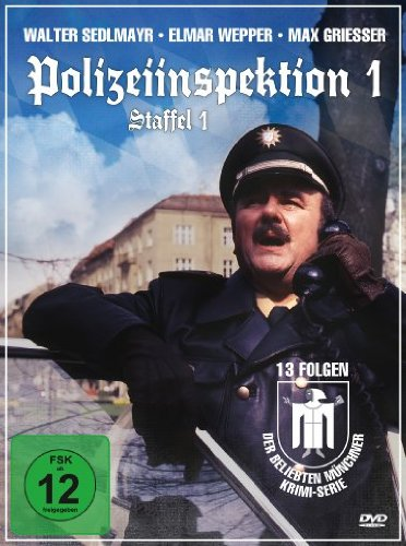 Polizeiinspektion 1 - Staffel 01 [3 DVDs]
