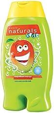 Avon Naturals Kids 2-in-1 Body Wash and Bubble Bath Magnificent Mango (200ml)