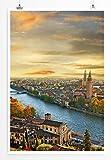 Eau Zone Home Bild - Landschaft Natur - Romantisches Verona