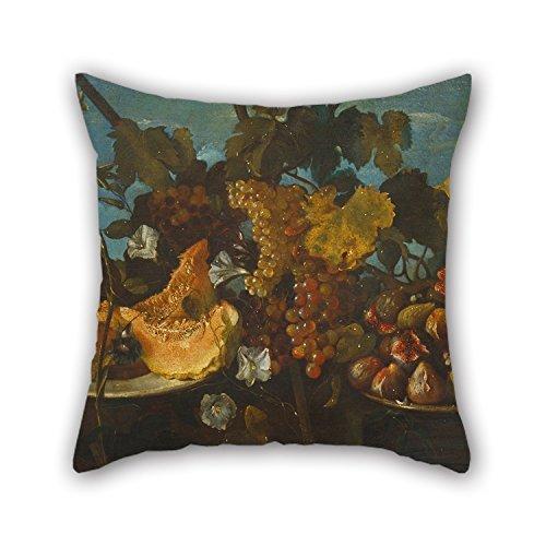 Beautifulseason Peinture à l'huile Michele Pace DEL Campidoglio–Nature morte...