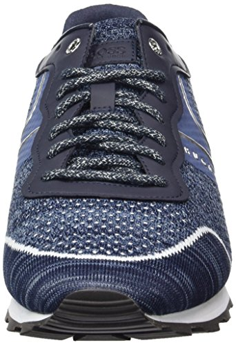 Boss Green Parkour_runn_sykn 10197519 01, Sneakers Basses Homme Bleu (Dark Blue 401)