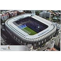 Unbekannt Schreibtischunterlage Real Madrid / Stadion Estadio Santiago Bernabeu - 50 cm .. preisvergleich bei kinderzimmerdekopreise.eu