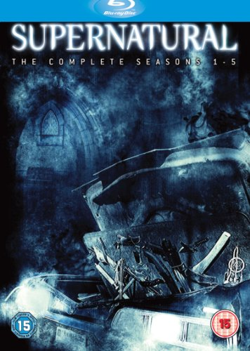 Supernatural - Seasons 1 - 5 [Blu-ray] [UK Import]
