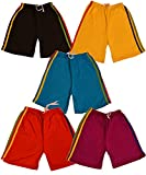 #5: Fashion Creator Kids Cotton (Pack of 5) Short Pant's with Different Colors and Design.
