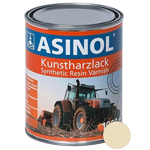 ASINOL DEUTZ Felgen und Aufbau Creme 1000 ml Kunstharzlack gebraucht kaufen  Wird an jeden Ort in Deutschland