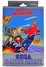 Space Harrier - SEGA GAME GEAR - EUR
