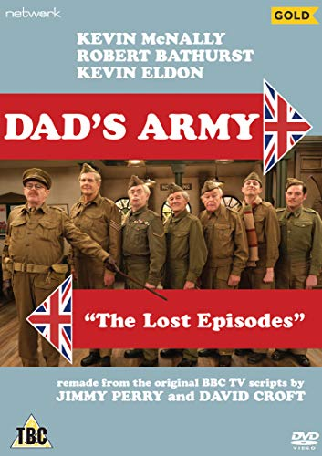 * NEW * Dads Army: The Lost Episodes [DVD]