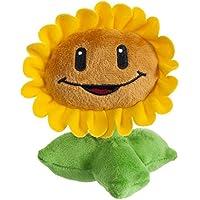 Plants vs. Zombies Deluxe Talking Sunflower Peluche Toy