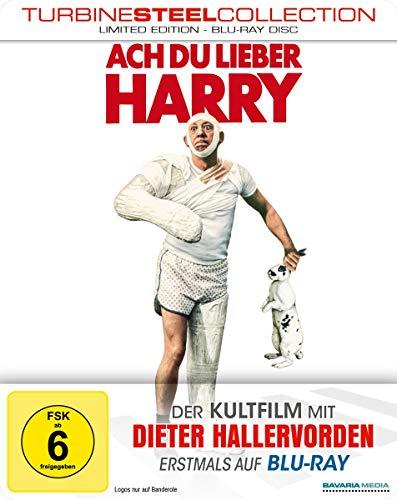 Ach du lieber Harry - Limited Edition - Turbine Steel Collection [Blu-ray]