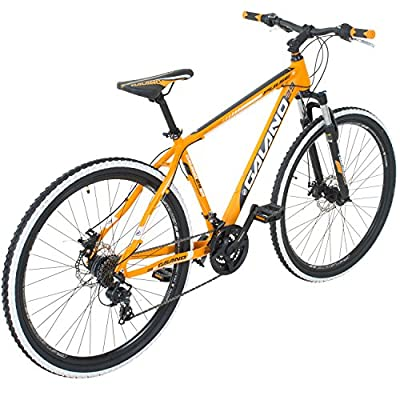 29 Zoll MTB Galano TOXIC / PULSE Mountainbike Scheibenbremsen Shimano Tourney