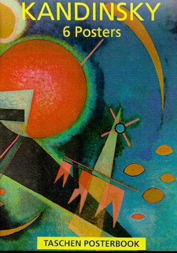 Kandinsky. 6 posters par Taschen Publishing