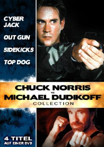 (Chuck Norris & Michael Dudikoff Collection (Cyberjack/Outgun - Die Kopfjäger/Sidekicks/Top Dog))