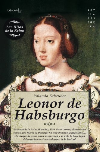 Leonor de Habsburgo por Yolanda Scheuber