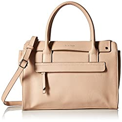 Kenneth Cole Reaction Tab Over Satchel, Kc Pale