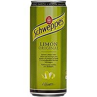 Schweppes - Limón Original, Lata 33 cl