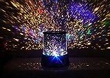 Led Sternen Projektor Sternenhimmel Polarlicht Nachtlicht incl. Batterien