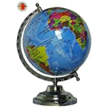 Ontiq World Universal Desk and Table Antiq Look World Globe