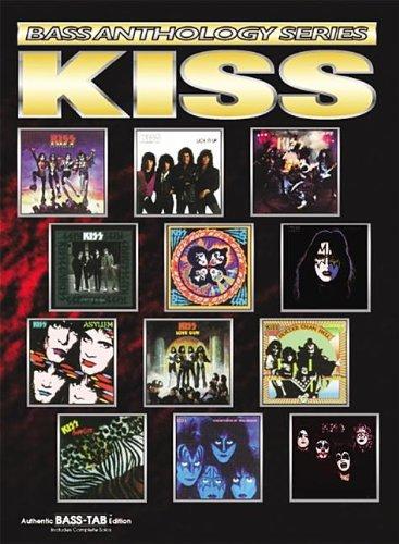 Kiss Guitar Book Tab (Bass Anthology Series: Authentic Bass Tab (Kiss Bass Anthology))