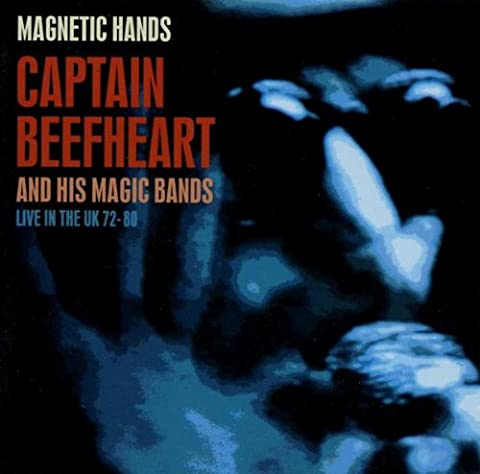 Magnetic Hands - Live In The Uk 72-80 [Import anglais]