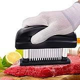 aoory 1 Stück Fleisch Fleischklopfer Professionelle Küche Kochwerkzeug Fleischklopfer Werkzeug für Rindfleisch Steak Huhn Fleischnadeln